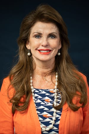 Dr.	Cheryl	Clark,	vice	president	of	 Academic	Affairs at Louisiana College has been named to the new position of provost.