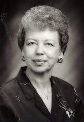 Abilene attorney Beverly Tarpley, in 1985