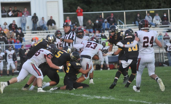 Colonel Crawford's defense could have its best performance of the season this week against Buckeye Central.