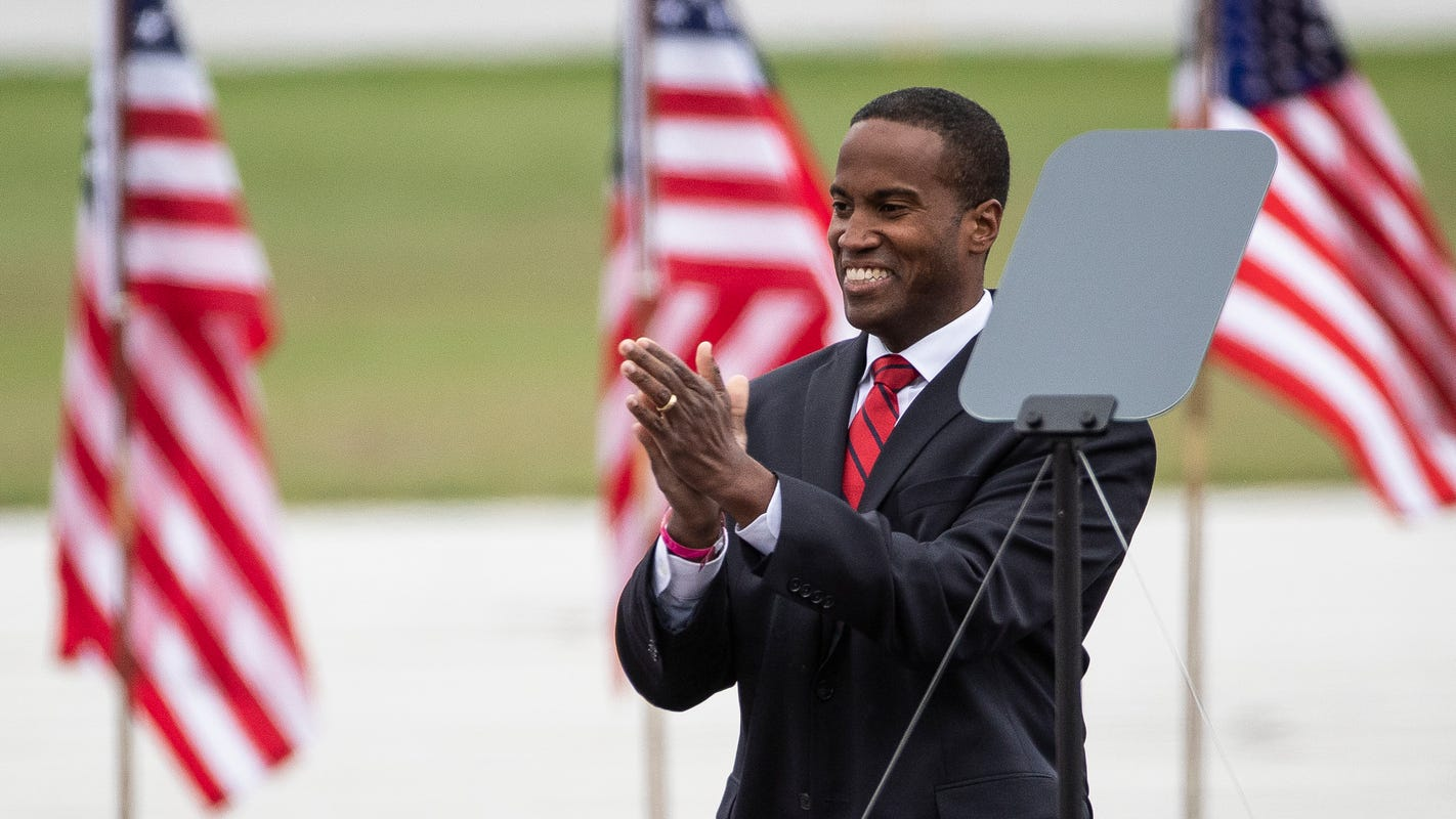 John James stands out for not taking stance on vacant Supreme Court seat