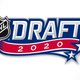 Top prospects in the 2020 NHL draft talk on a Zoom call, Sept. 24, 2020.