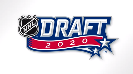 The best prospects in the 2020 NHL draft speech on a Zoom call, September 24, 2020.