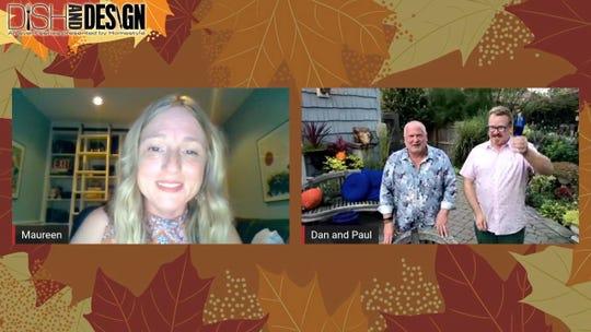 Detroit News Design Writer Maureen Feighan interviews Dan Davis and Paul Johnson ofDan Davis Design.