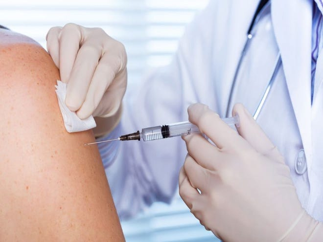 A massive effort is underway to get as many people as possible inoculated with the seasonal flu vaccine.