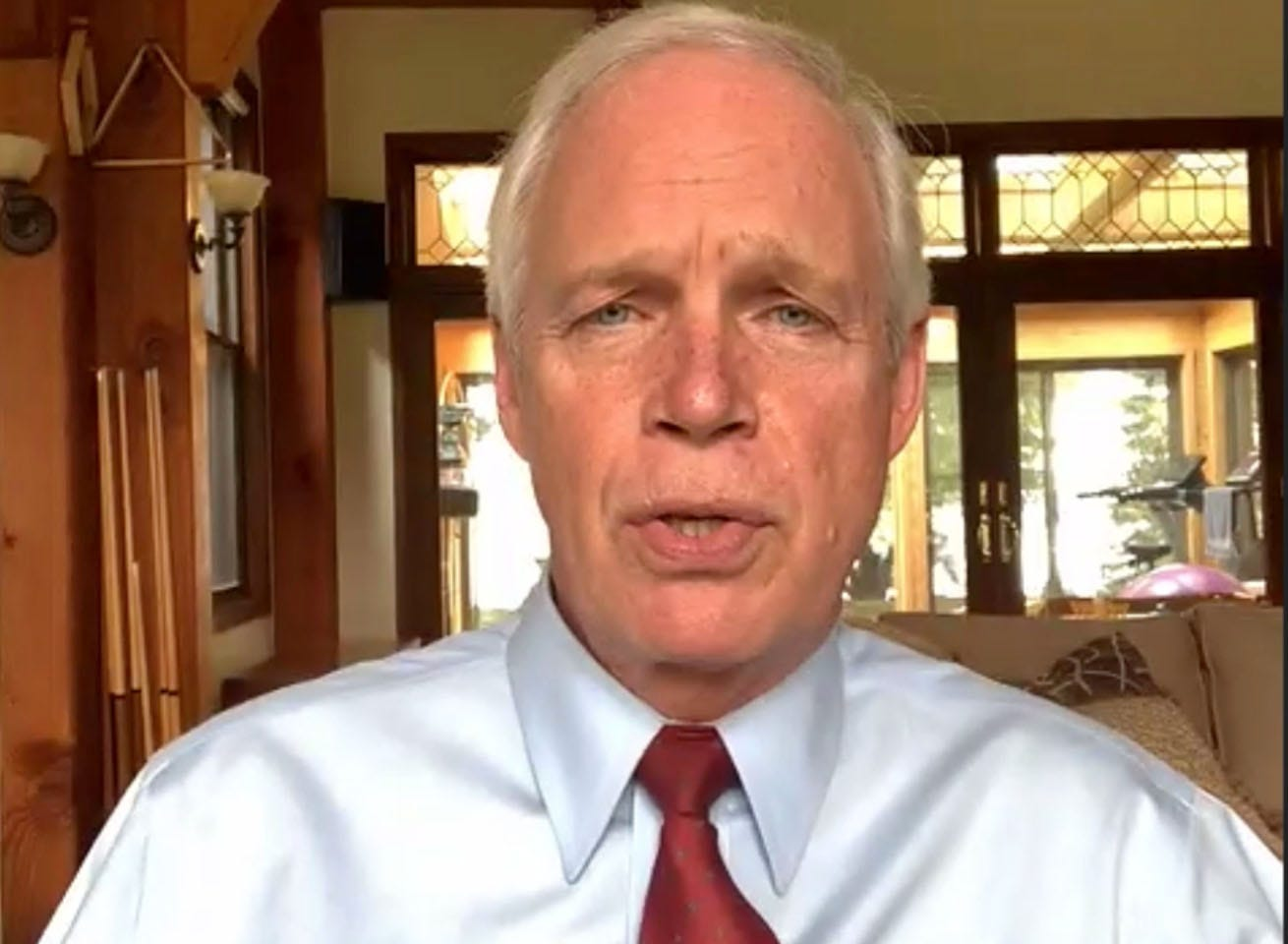 Sen. Ron Johnson talks outsourcing of manufacturing jobs