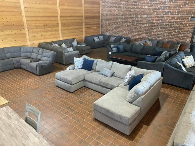 Oconomowoc Furniture Direct moved into the former Brennan's Market about two months ago.