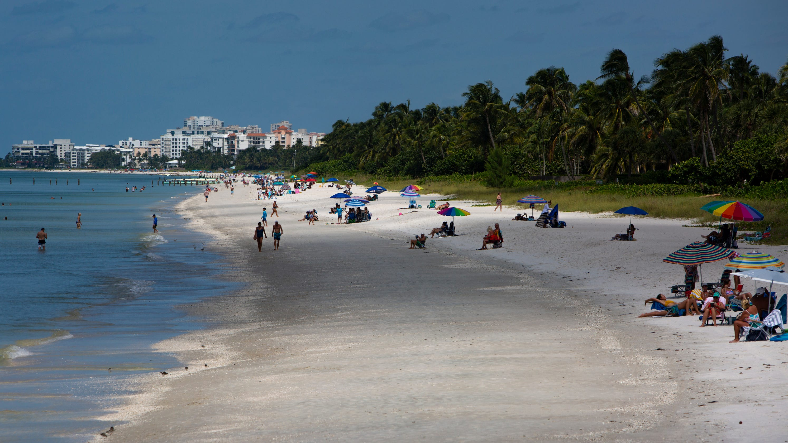 Naples rated No. 1 beach town to live in, writes Travel + Leisure magazine