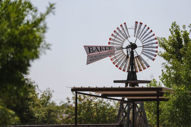 The New Mexico Farm and Ranch Museum reopens after closing down due to COVID restrictions in Las Cruces on Thursday, Sept. 24, 2020.