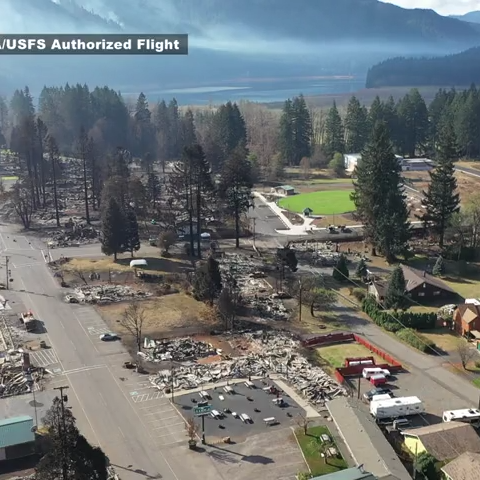 Weather Oregon Fire Activity Could Bring Smoke To Willamette Valley The city of damascus is located in the state of oregon in clackamas county and has a population of 9,697 as reported by the census of 2010. video aerial footage of detroit oregon following wildfires