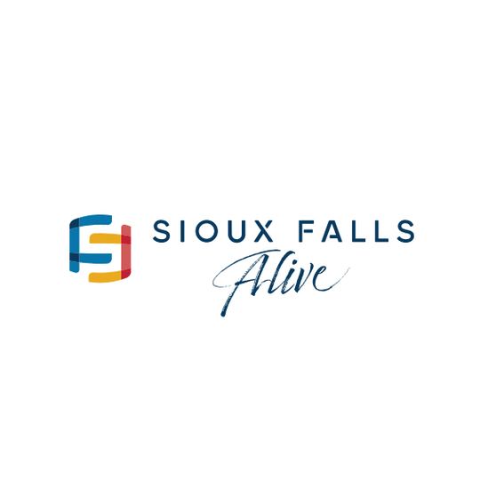 Sioux Falls Alive logo