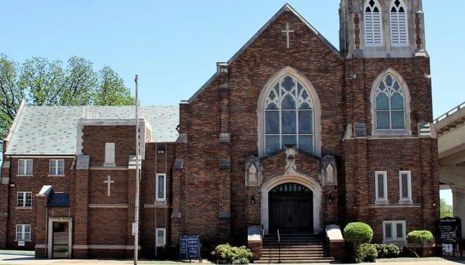 St. Paul Lutheran Church in Wichita Falls.
