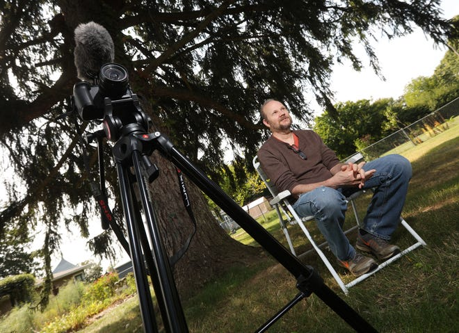 """Documentary filmmaker Doug Swift's work focuses on telling the stories of the Midwest, including his most recent project """"What Matters,"""" which followed the actions of a group of Zanesville activists last summer."""