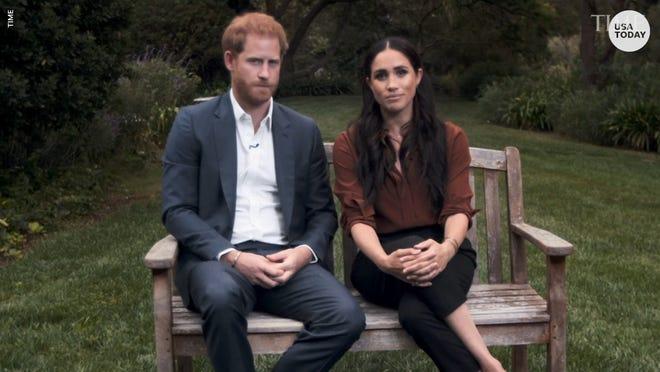 Le prince Harry et la duchesse Meghan ont été critiqués, y compris par le président Trump, pour une vidéo exhortant les Américains à voter.