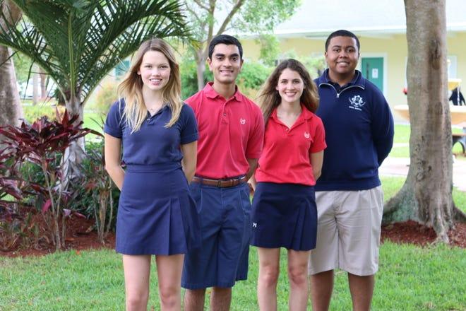 American Heritage School serves PreK through 12th grade.