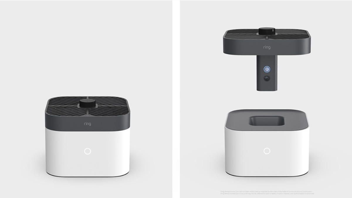 Amazon redesigns Echo, unveils car security, flying Ring indoor drone and Luna gaming service