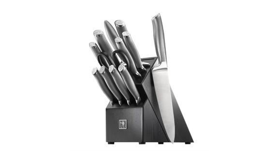 A good set of knives can go a long way.