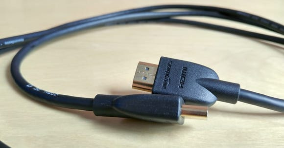 Best tech gifts: AmazonBasics HDMI cable