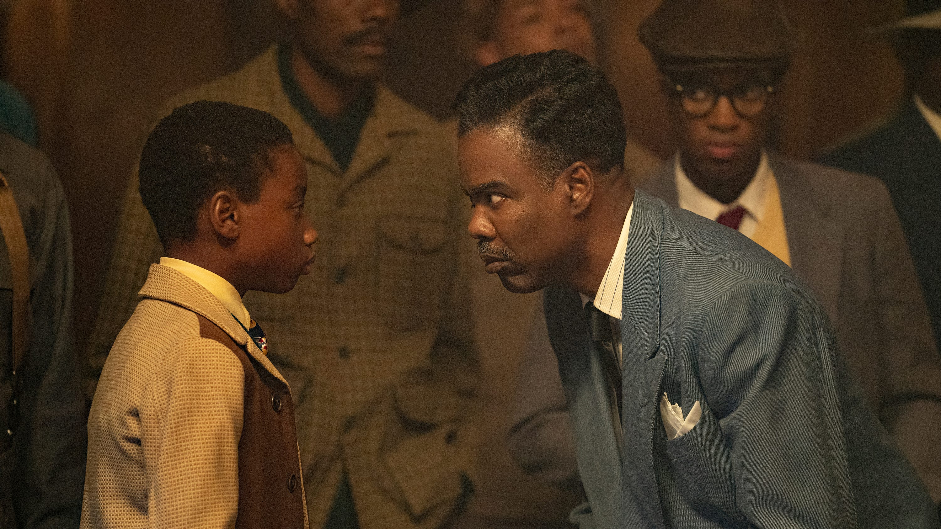 Fargo': Chris Rock on how crime-boss role echoes his own grandfather