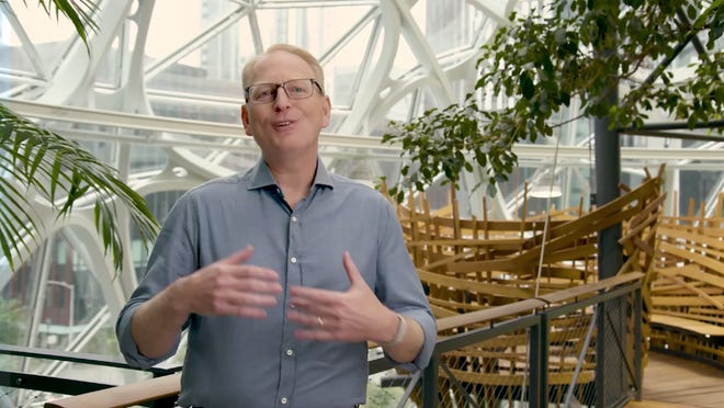Amazon Director Dave Limp Live To Announce New Products