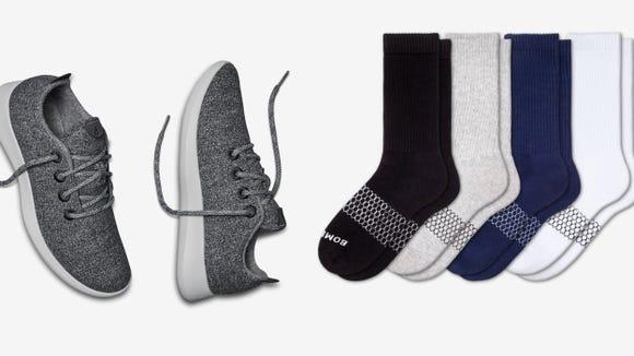 The best Christmas gifts for men: Bombas socks