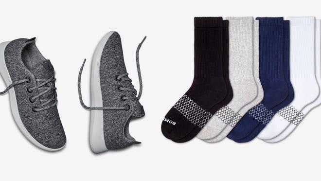 Los mejores regalos para niños adolescentes: calcetines Allbirds y Bombas