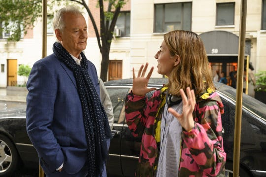 """Bill Murray reteams with his """"Lost in Translation"""" director Sofia Coppola on her new film """"On the Rocks."""""""