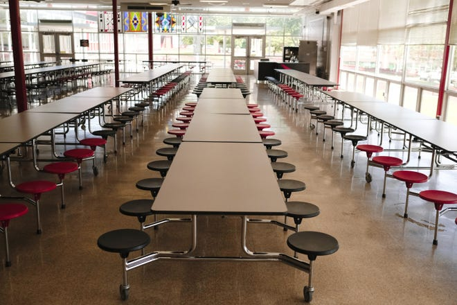 More kids than ever are struggling, facing back-to-school season with closed cafeterias and empty cupboards at home.