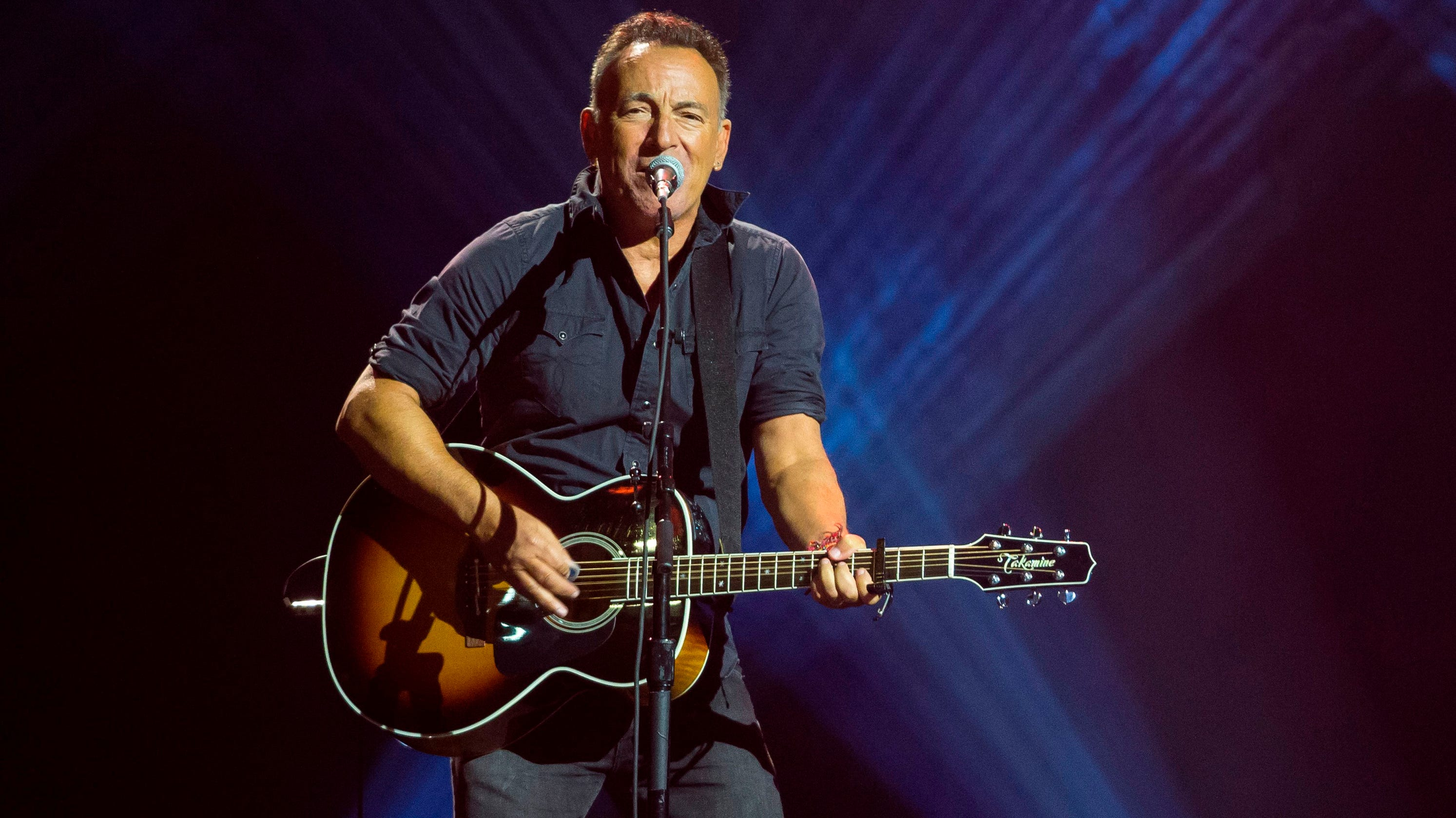 Don't be afraid of Bruce Springsteen's 'Ghosts,' they love to rock 'n' roll: The new song