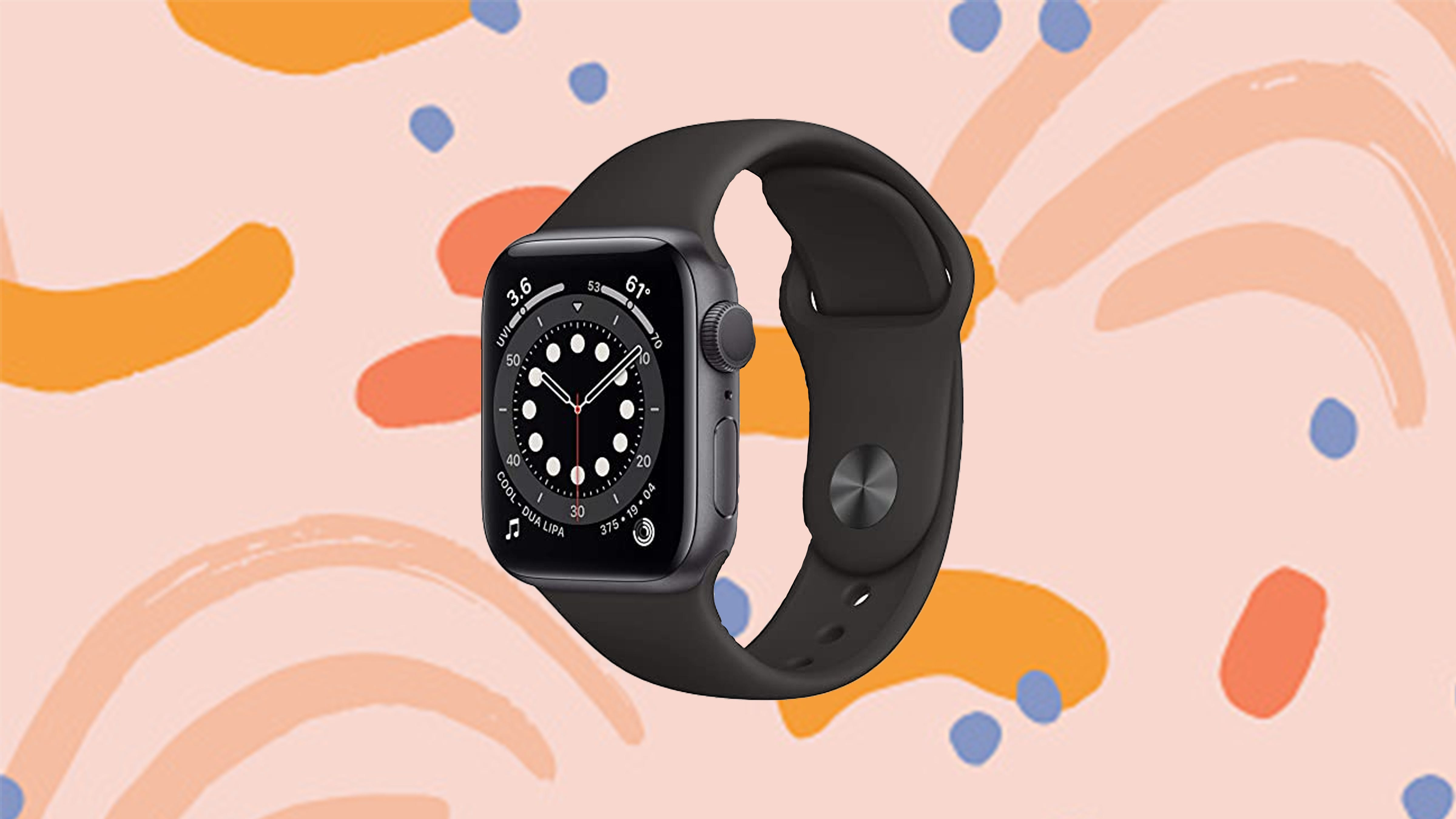 You can get the brand-new Apple Watch Series 6 on sale at Amazon right now