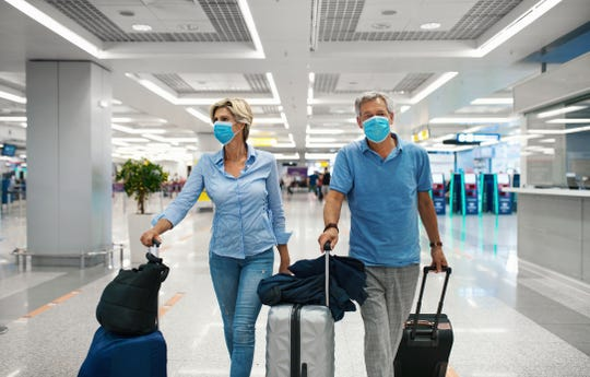 Six months into the COVID-19 pandemic, we're all accustomed to getting our temperatures taken. But some travelers report odd policies they've encountered that have little to do with the virus.