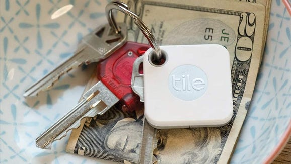 Best tech gifts: Tile Mate