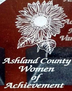 Ashland County Women of Achievement