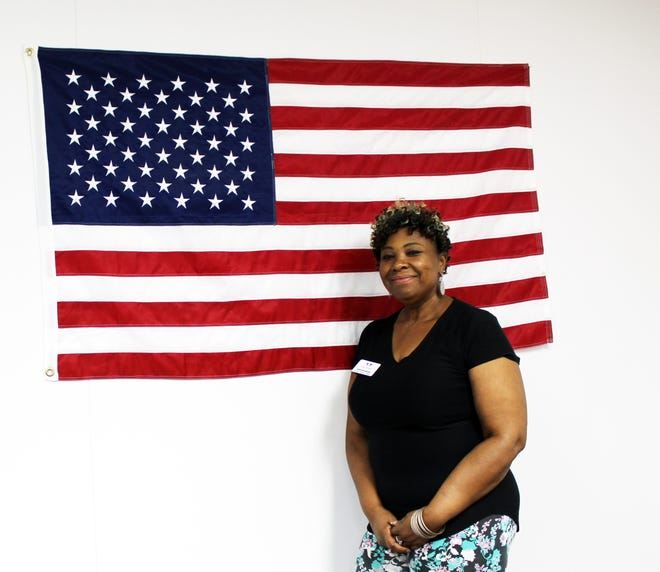 "Sharon ""Lynn"" Reese"" formed Veterans Connection Organization to help veterans in Washington, Osage and Nowata counties. Kim Archer/Examiner-Enterprise"