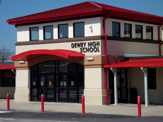 Dewey High School