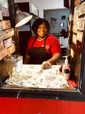 Gwen Mervin, owner of Gwen and Franny's, always greeted her customers with a smile and even a hug. The restaurant was known for its fried chicken and many customers also raved about the fried chicken gizzards. The restaurant closed its doors after 30 years in Hardeeville on Aug. 29.