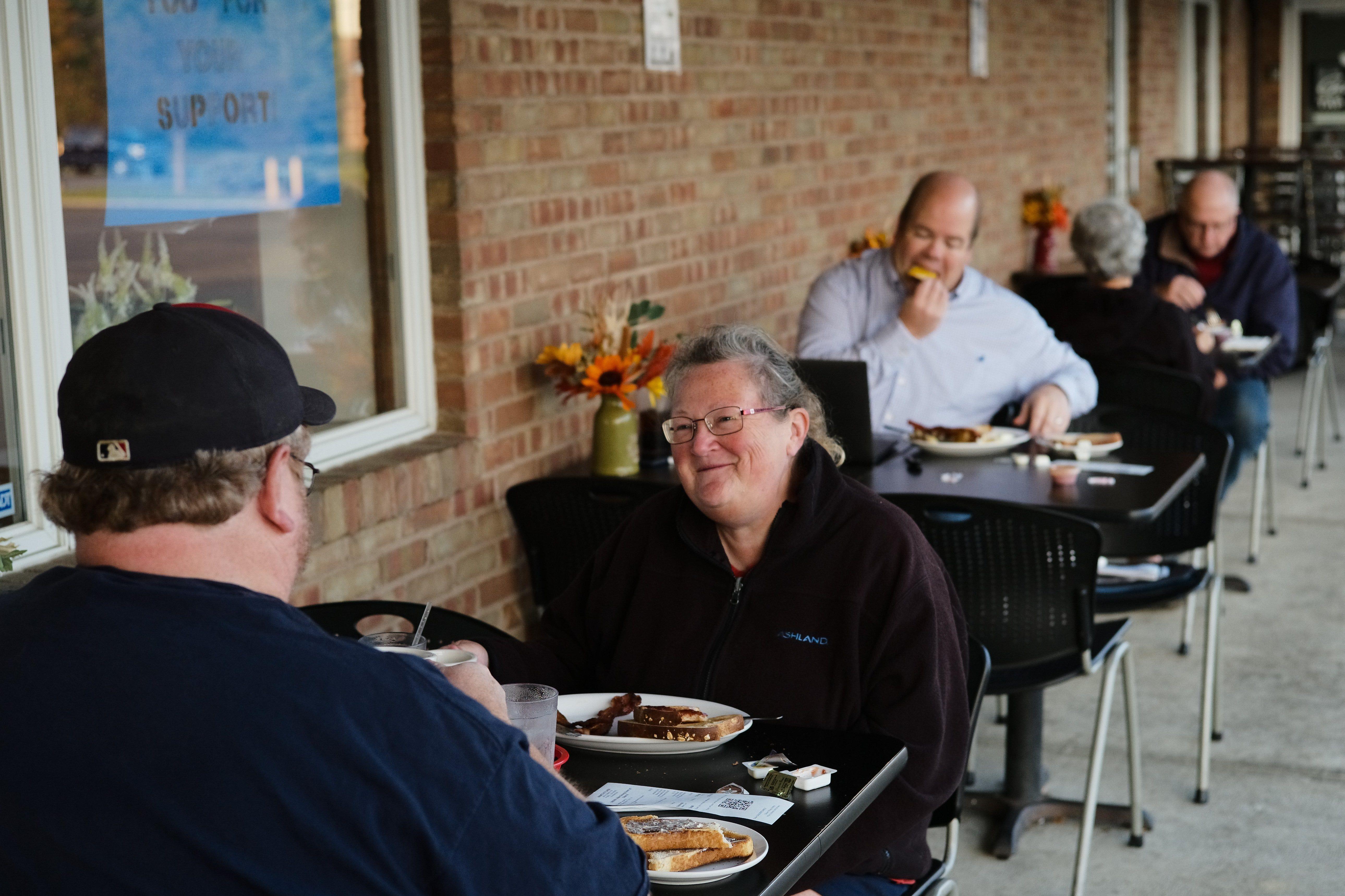 Restaurants Still Wary Of Social Distancing Restrictions