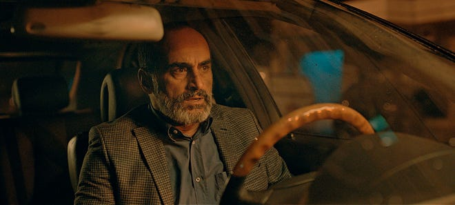 "Navid Negahban as Masoud Tabrizi in a scene from ""Tehran."""