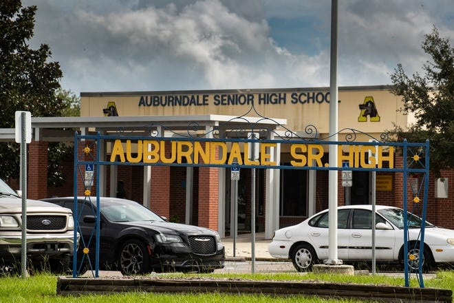 Auburndale High School had a reported COVID-19 case in the latest report from Polk Public Schools officials.