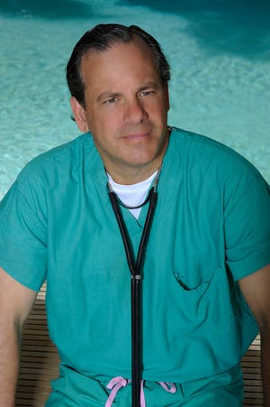 Palm Beach cardiologist Dr. Chauncey Crandall teamed up with Charlotte Libov to write Fight Back: Beach the Coronavirus.
