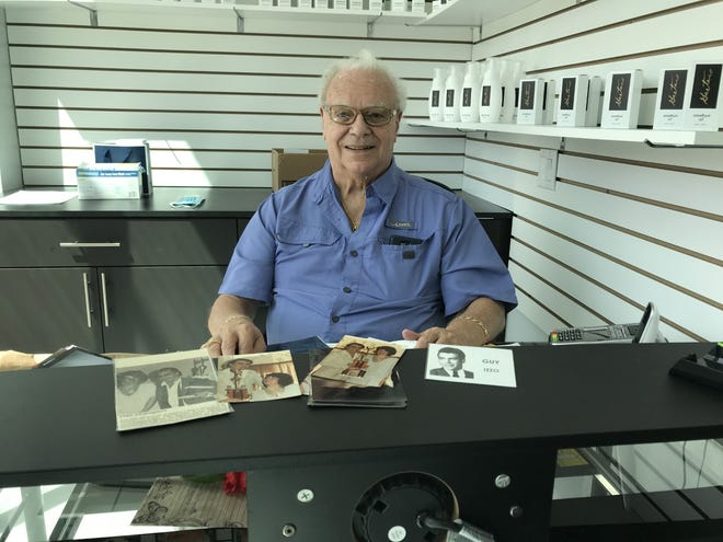 "Gaetano ""Guy"" Izzo cut hair in New Jersey for more than 50 years. He retired to Jensen Beach in 2014, and after a year of boredom, vowed never to retire again. He opened a salon in Martin County and now, at age 79, has a second one in the old Carls Furniture store in Palm Beach Gardens."
