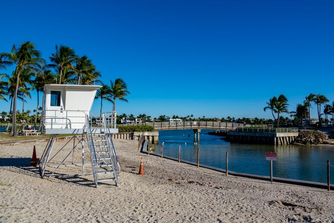 Dubois Park in Jupiter on Tuesday December 3, 2019.  [RICHARD GRAULICH/palmbeachpost.com]