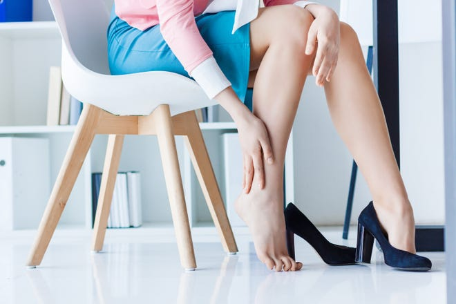 Reducing inflammation in your legs reduces the inflammation that affects the entire body.