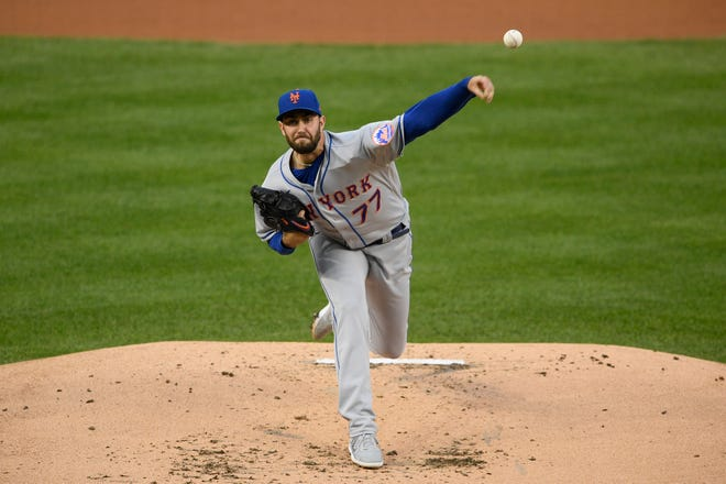 New York Mets pitcher David Peterson (6-2) closed his rookie season with his longest outing, going seven innings and allowing four hits and one run while striking out four in Thursday's 3-2 win over the Washington Nationals.