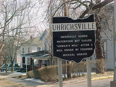 Uhrichsville City Logo