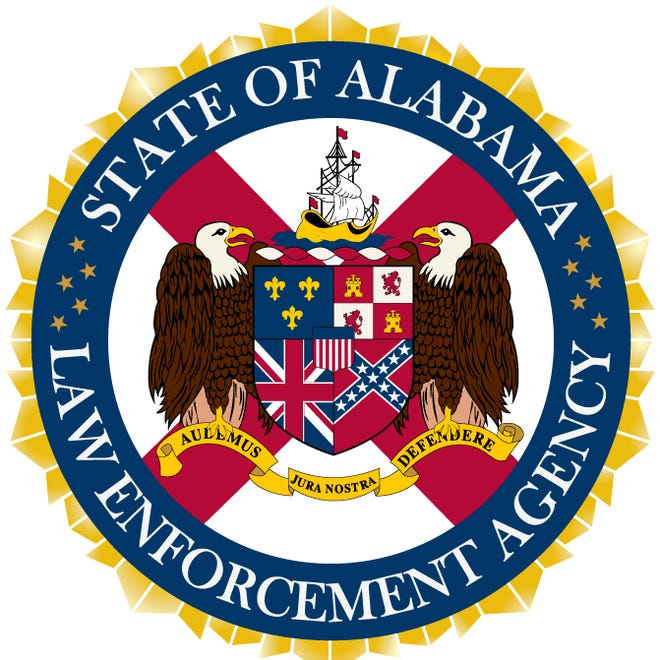 Alabama Law Enforcement Agency seal