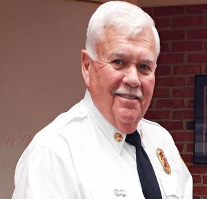 Fairfield Fire Chief Don Bennett is the acting city manger following former manager Mark Wendling's unexpected resignation Dec. 11.