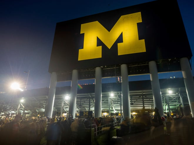 Michigan athletics reported five positive COVID-19 results in its latest round of testing.