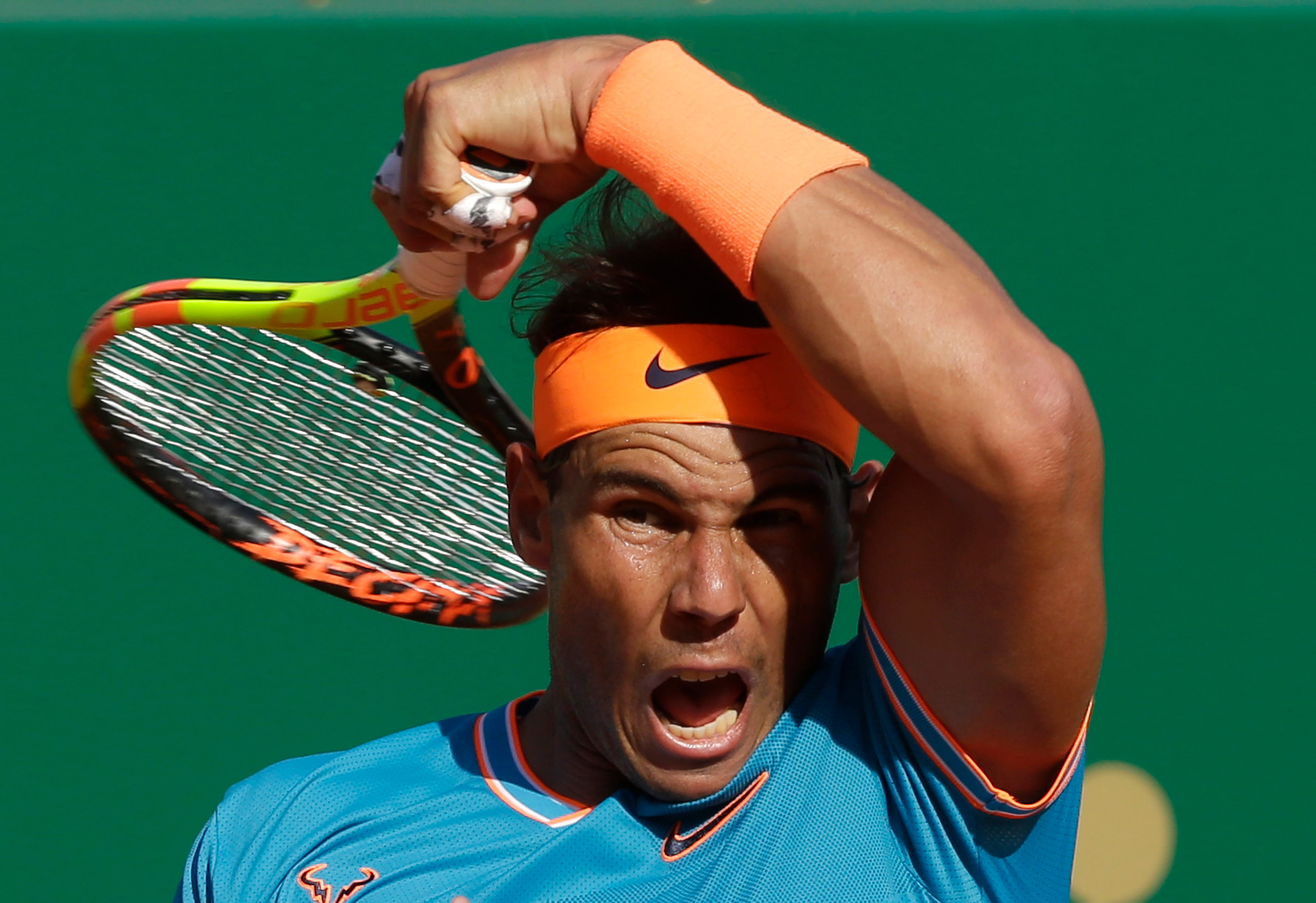 Rafael Nadal Pursues Roger Federer S Record Lucky No 13 In Paris