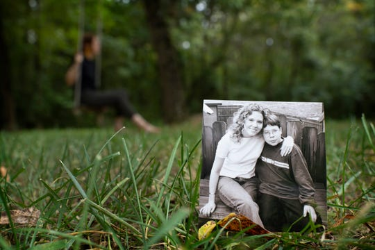 Cody Whobrey of Newburgh, Ind., was nine years his sister's junior, but the two had a close relationship growing up and spent many an hour playing together in their backyard. Lacey Poag lost her little brother to the COVID-19 virus in April. Whobrey is among a growing number of younger victims of the coronavirus in 2020.