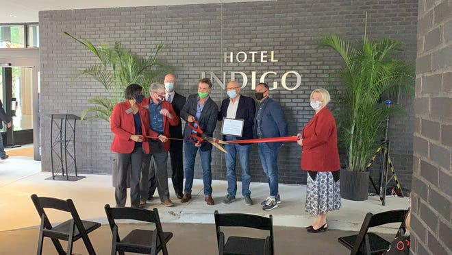 Hotel Indigo opens its doors to the public for first time in Tallahassee on Sept. 23.